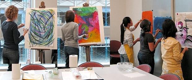 Qu'est-ce que l'art-thérapie?